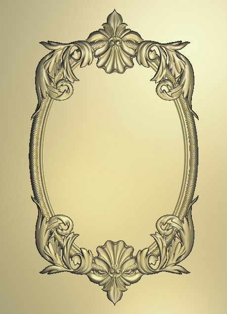 Ramovi za ogledala i slike drveni duborez