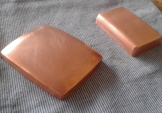 Bakarne elektrode za erozimat
