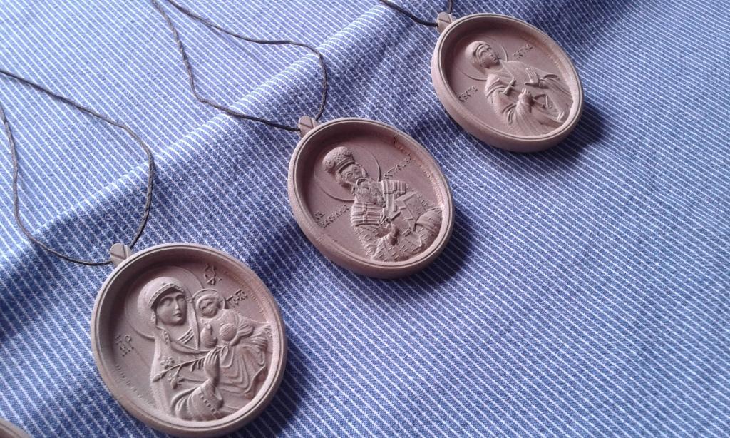 Medaljoni duborez