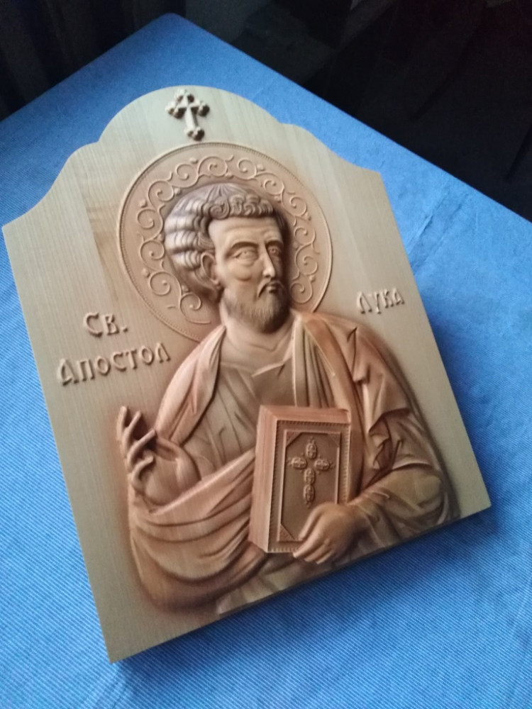 Sveti Luka duborez