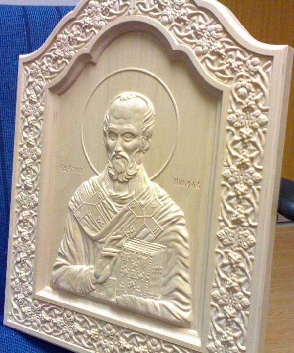 Sveti Nikola duborez