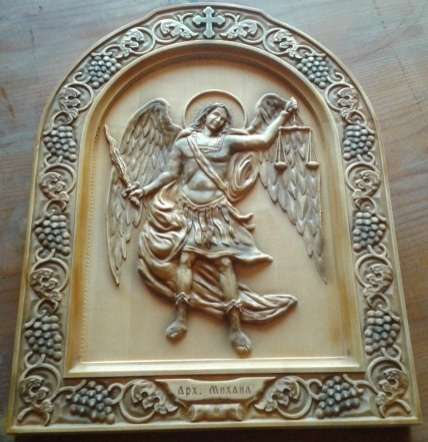 Sveti Arhangel Mihail duborez