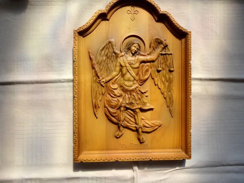 Sveti Arhangel Mihailo duborez