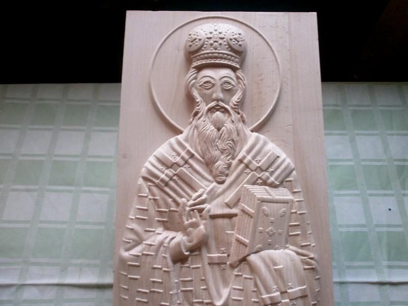 Sveti Vasilije Ostroski-duborez